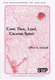 Come Thou, Lord, Creator Spirit