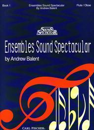 Ensembles Sound Spectacular - Book 1