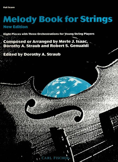 Melody Book For Strings