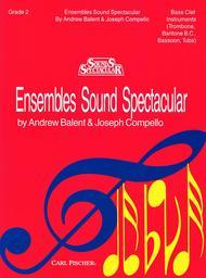 Ensembles Sound Spectacular - Book 2