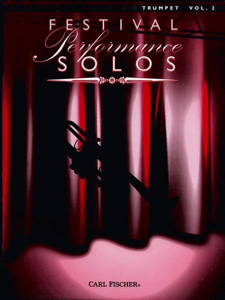 Festival Performance Solos - Volume 2 (Trumpet)