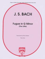 Fugue in G Minor (The Little)