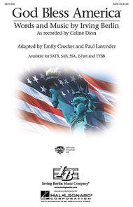 God Bless America - ShowTrax CD
