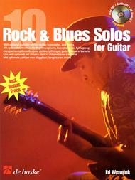 10 Rock and Blues Solos for Guitar