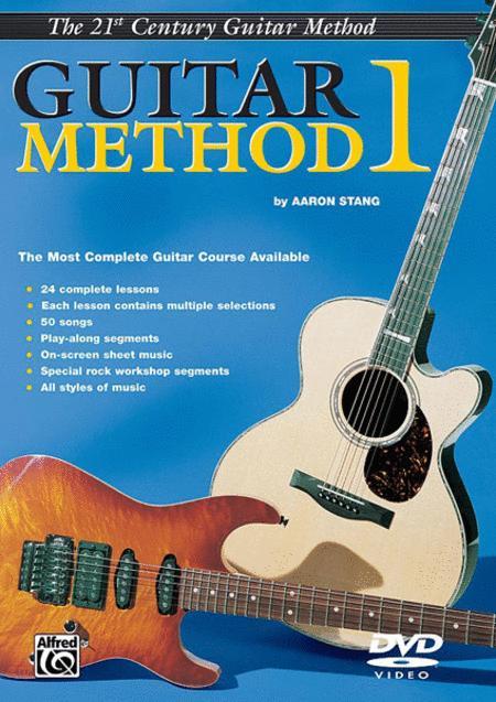 21st Century Guitar Method 1 - DVD