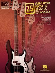 25 All-Time Rock Bass Classics