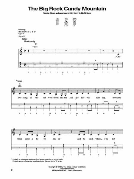 O Brother, Where Art Thou? - Banjo sheet music