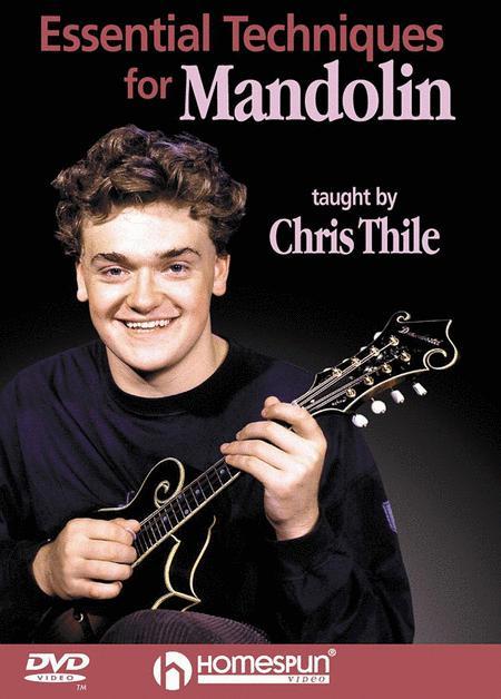 Essential Techniques for Mandolin (DVD)
