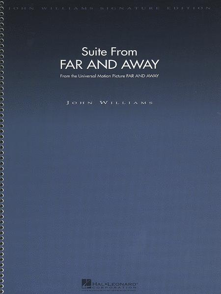 Suite from Far and Away - Deluxe Score