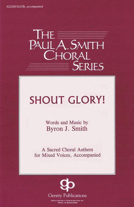 Shout Glory!
