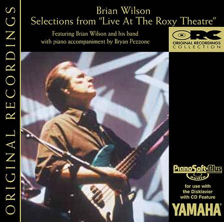 Brian Wilson - Selections from Live at the Roxy Theatre - Piano Software