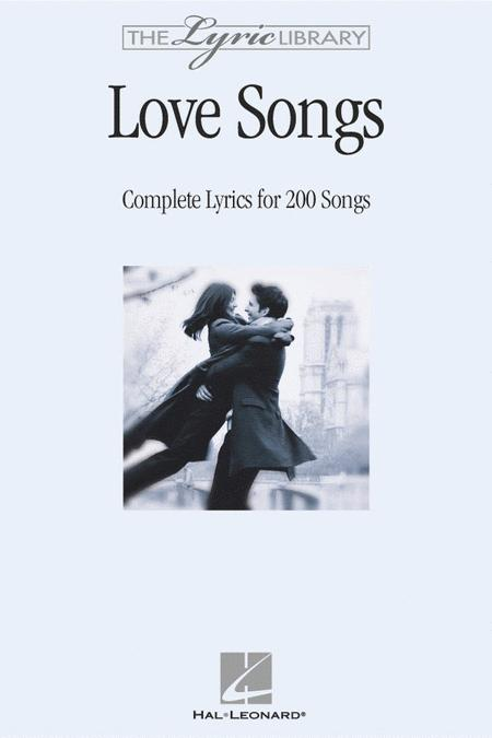 The Lyric Library: Love Songs