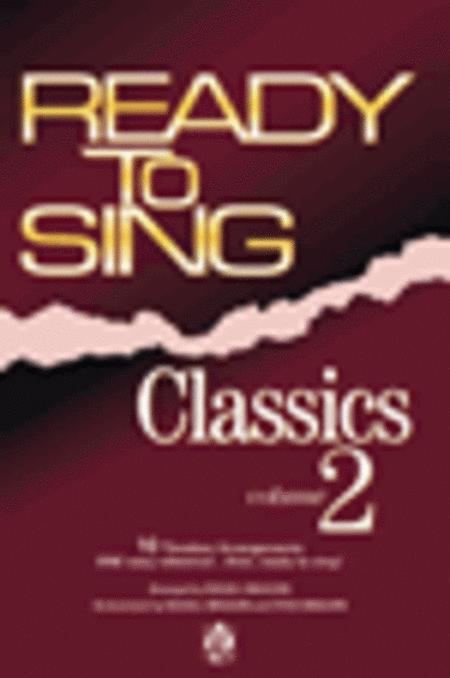 Ready To Sing Classics, Volume 2 (Split Track Accompaniment CD)