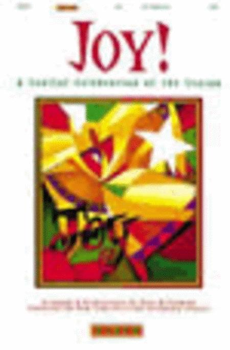 Joy! A Soulful Celebration Of The Season (Bass Rehearsal Track Cassette)