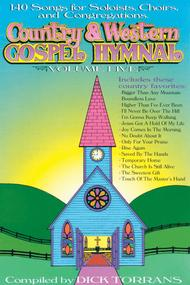 Country & Western Gospel Hymnal - Volume 5 (Book)