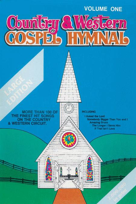 Country & Western Gospel Hymnal - Volume 1 (Book)