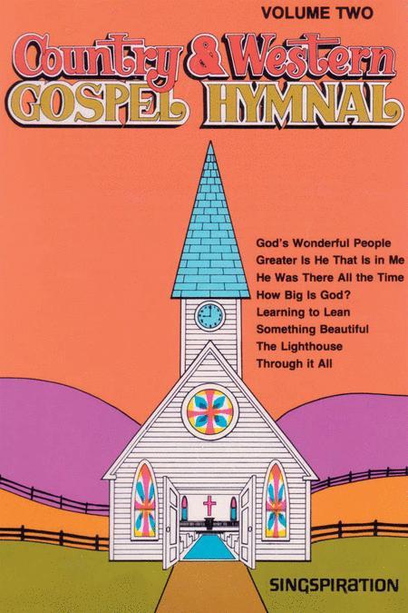Country & Western Gospel Hymnal - Volume 2 (Book)