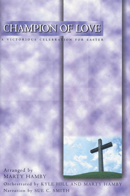 Champion Of Love (Split Track Accompaniment CD)