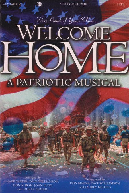 Welcome Home (Choral Book)