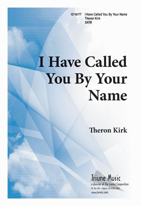 I Have Called You by Your Name