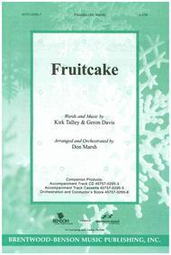 Fruitcake (Anthem)