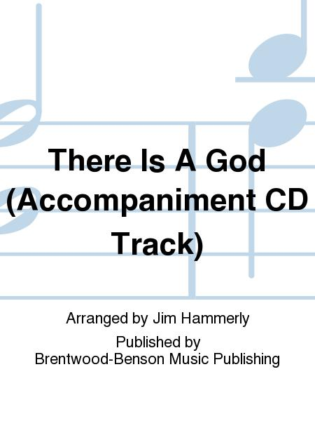 There Is A God (Accompaniment CD Track)
