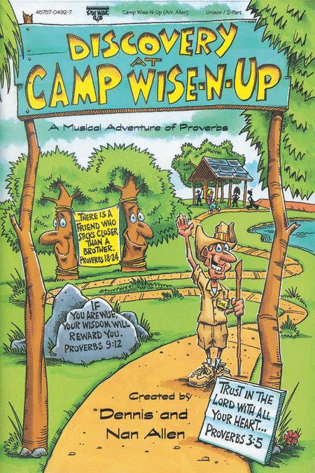 Discovery At Camp Wise-N-Up (Listening CD)