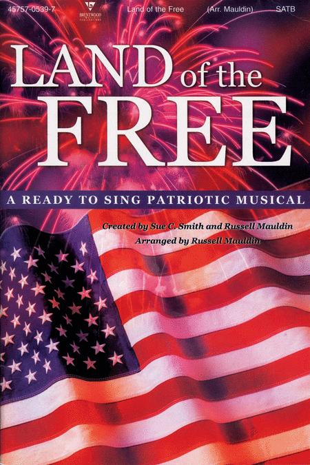 Land Of The Free (CD Preview Pack)