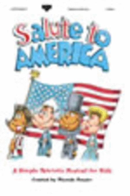 Salute To America (Split Track Accompaniment CD)