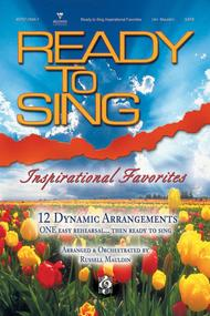 Ready To Sing Inspirational Favorites (Choral Book)
