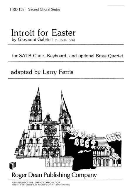 Introit for Easter