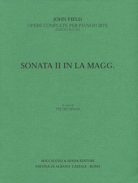 Sonata 2 in La Magg.
