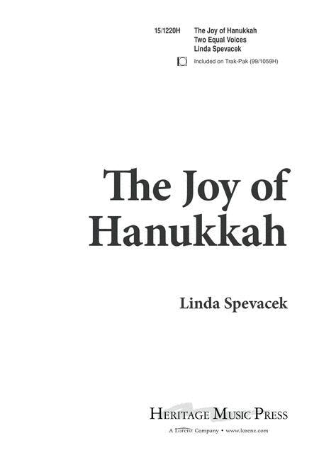 The Joy of Hanukkah