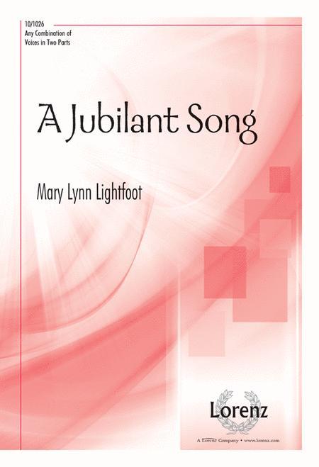 A Jubilant Song