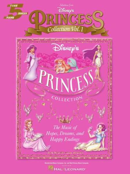 Selections From Disney's Princess Collection Vol. 1