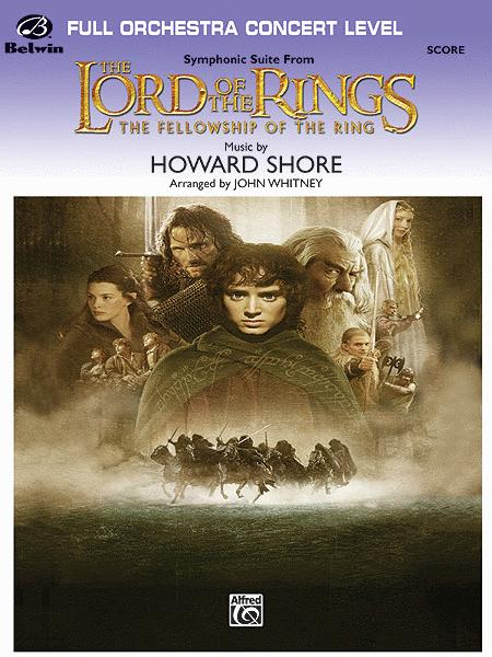 Symphonic Suite from The Lord of the Rings (The Fellowship of the Ring) - Conductor