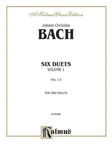 Six Duets, Volume 1