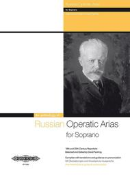 Russian Opera Arias for Soprano