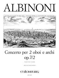 Concerto a cinque in C Major Op. 7 No. 2