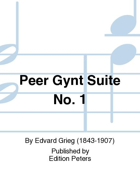 Peer Gynt Suite No. 1