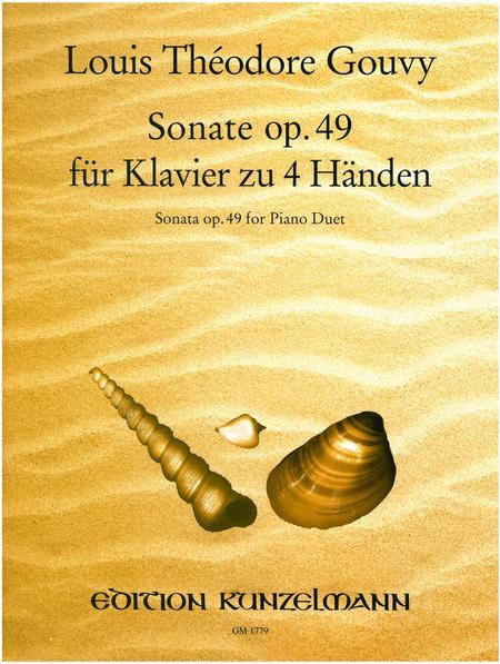 Sonata Op. 49 (Sonate)