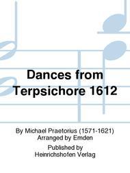 Dances from Terpsichore 1612