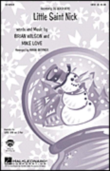 Little Saint Nick - ShowTrax CD