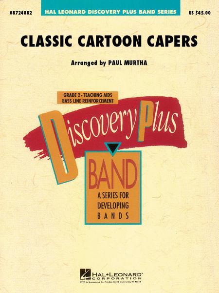 Classic Cartoon Capers