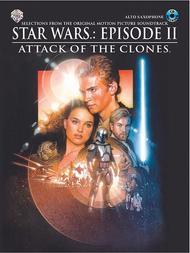 Star Wars Episode II Attack Of The Clones - Alto Sax