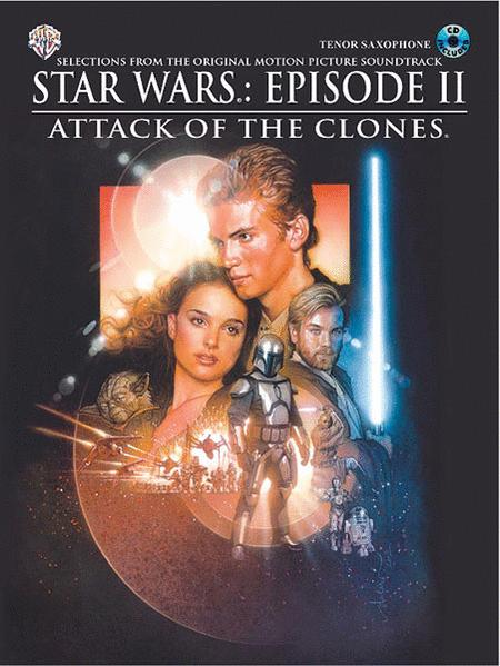 Star Wars Episode II Attack Of The Clones - Tenor Sax