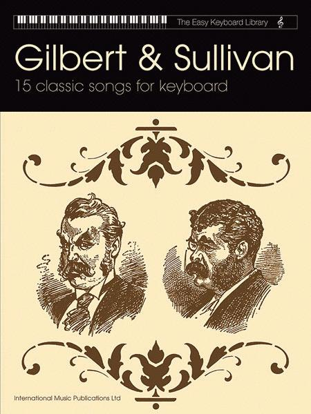Electronic Keyboard Library - Gilbert And Sullivan