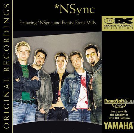 *N Sync - Piano Software