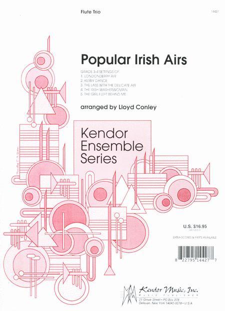 Popular Irish Airs