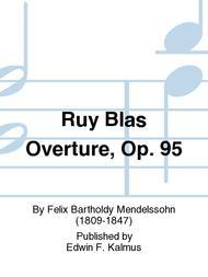 Ruy Blas Overture, Op. 95